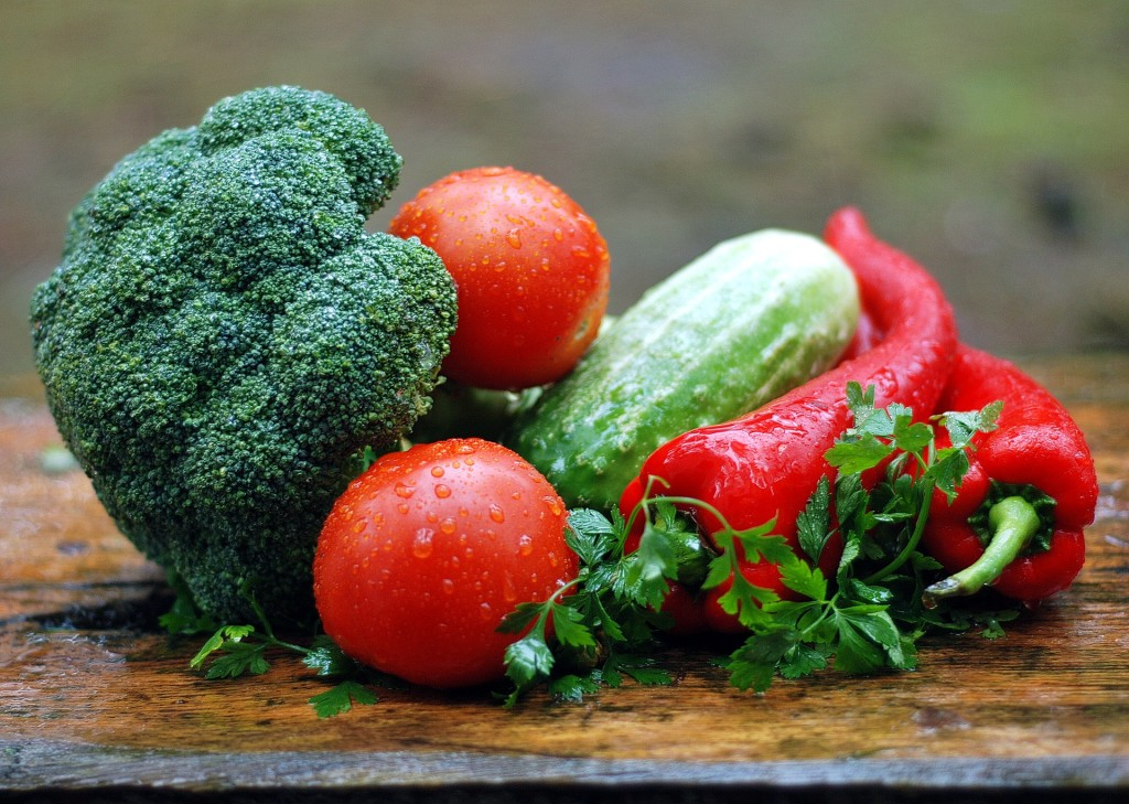 vegetales