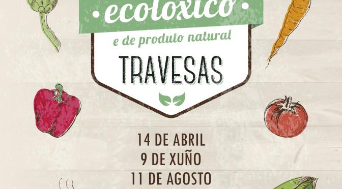 Calendario Mercado Ecolóxico